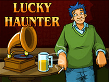 Автомат Вулкан Lucky Haunter