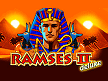 Ramses II Deluxe в казино Вулкан