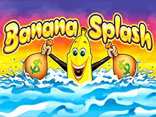В казино Вулкан слот Banana Splash