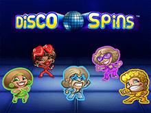 Disco Spins в казино Вулкан