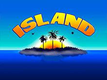 В казино Вулкан автомат Island