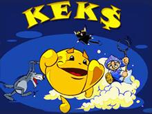 Автоматы Keks в казино Вулкан