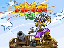 Слоты Pirate 2 в казино Вулкан