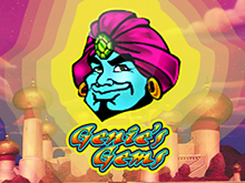 Игровой портал с платным гаминатором Genies Gems