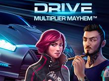 Виртуальная игра на деньги Drive: Multiplier Mayhem