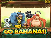 Азартный игровой аппарат 777 Go Bananas!