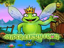 Игровой онлайн аппарат 777 Super Lucky Frog