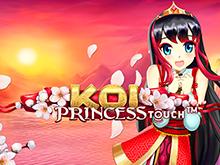 Играйте без регистрации на аппарате Koi Princess