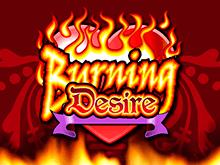 Опробуй автомат Burning Desire в тестовом режиме