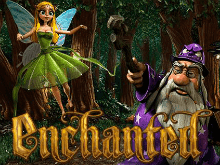 Протестируйте игровой автомат Enchanted