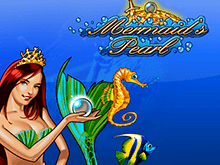 Mermaid's Pearl в клубе Вулкан