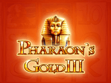 Pharaohs Gold III в клуб Вулкан